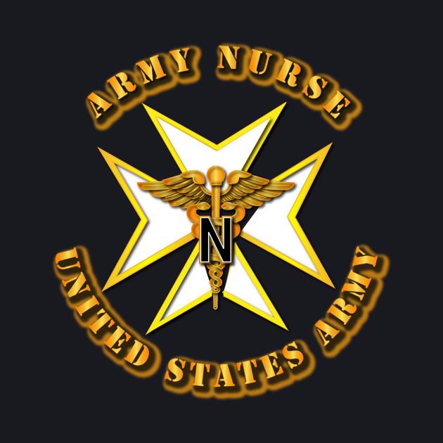 Army Nurse Badge