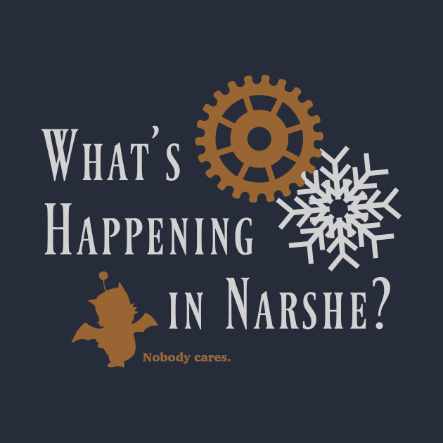 What's Happening in Narshe?