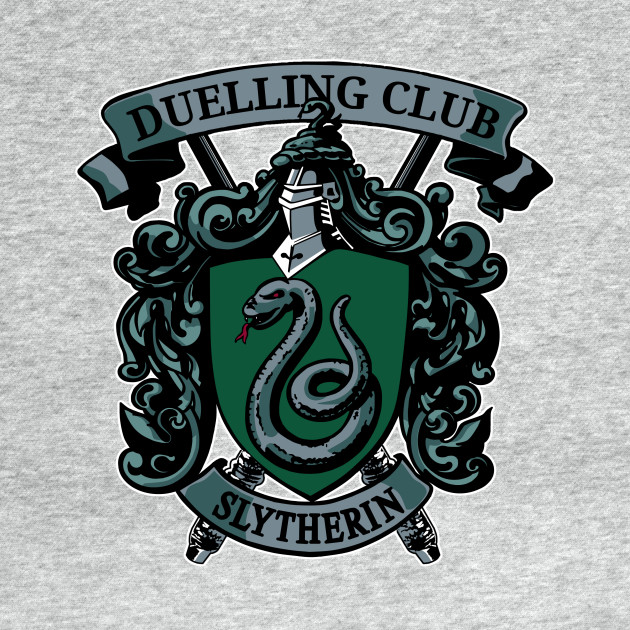 Slytherin Duelling Club