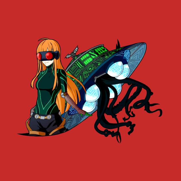 Futaba Sakura - Persona 5