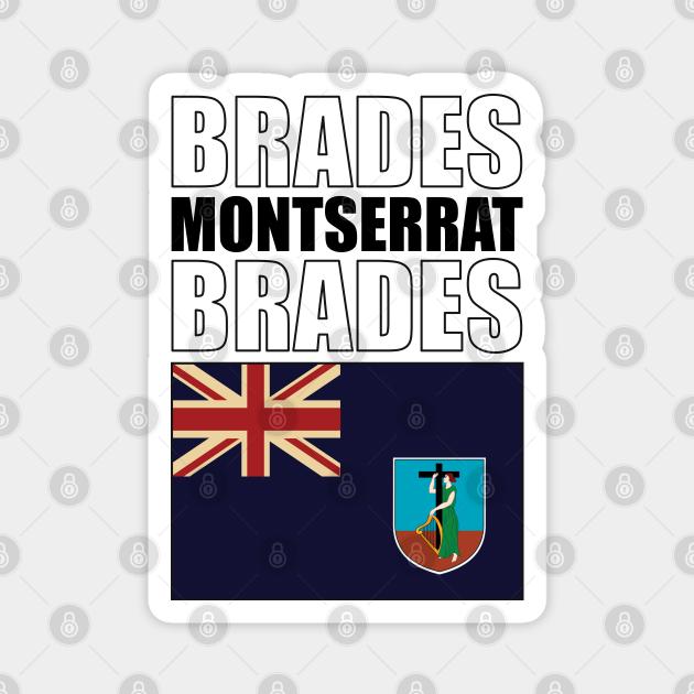 Flag of Montserrat