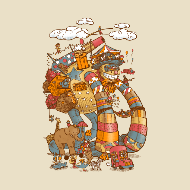 The Circusbot