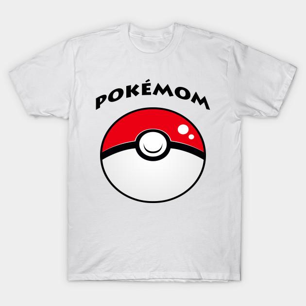 b0564d20c PokéMom - Pokemon - T-Shirt | TeePublic