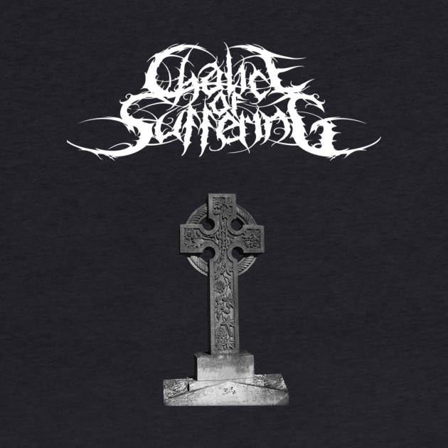 Chalice Of Suffering - Celtic Cross