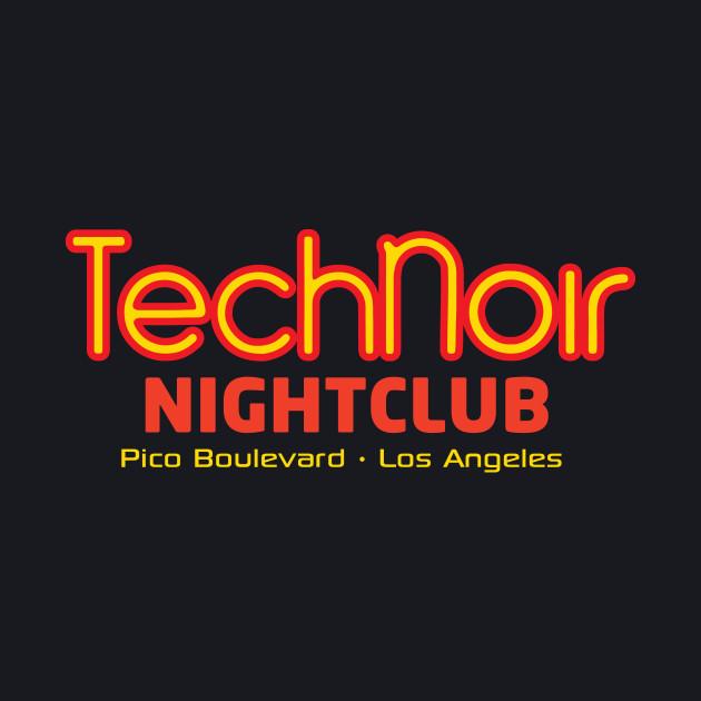 Tech Noir Nightclub