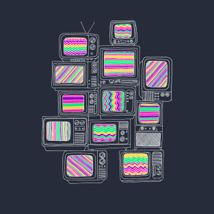 Interference t-shirts