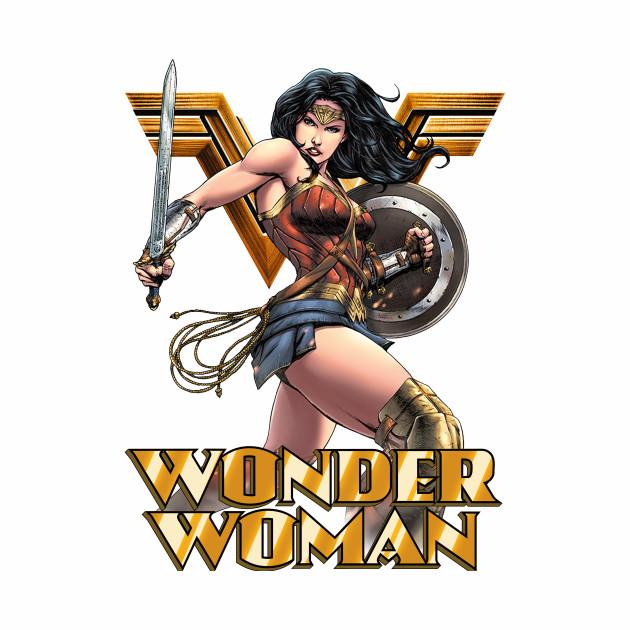 Wonder Woman - Movie Comic
