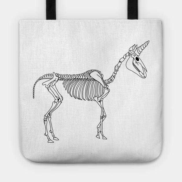 Spooky Unicorn