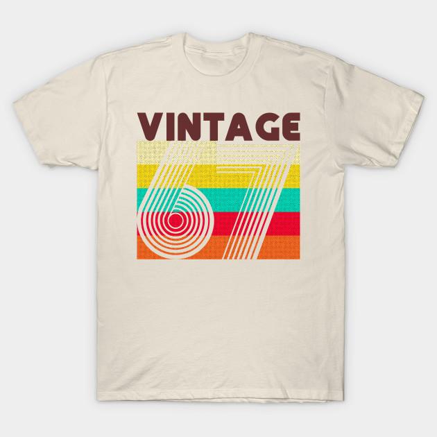 47140c648 Vintage 1967 Classic 51st Birthday Gift - 51st Birthday Gifts - T ...