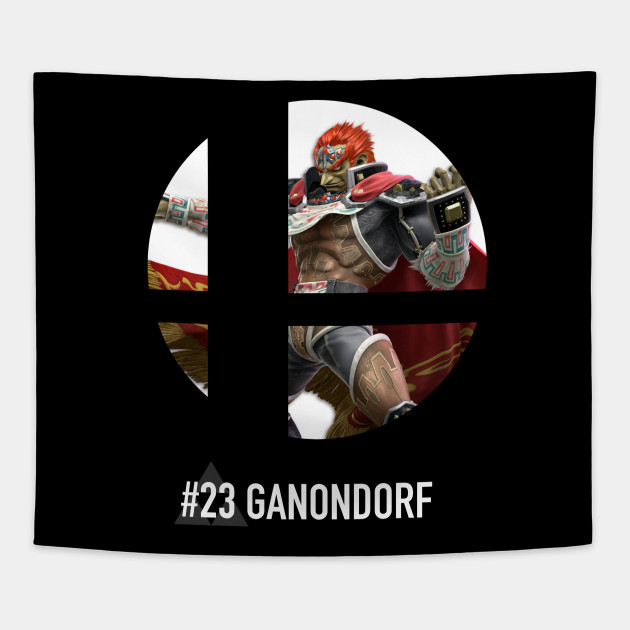 Super Smash Bros Ultimate 23 Ganondorf