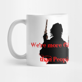 Red Dead Redemption 2 inspired GAVIN mug
