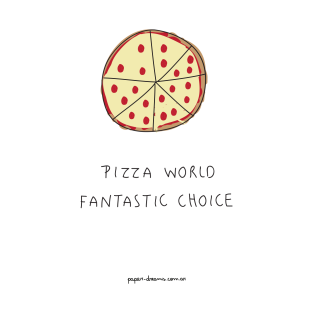 Pizza World. Fantastic Choice