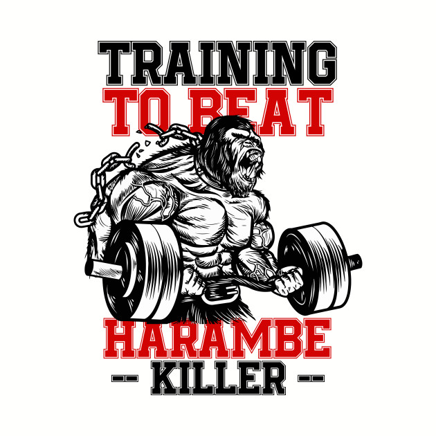 Training To Beat Harambe Killer