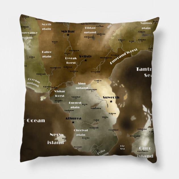 Tale of Searmir Map