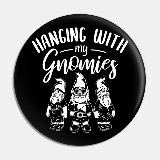 Gnome Funny Ladies Women Funny Birthday Best Friend Gift Present Dad Daddy Geekery Gardener Gnomies Hanging Ft329