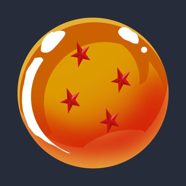 Goku's 4 star dragon ball