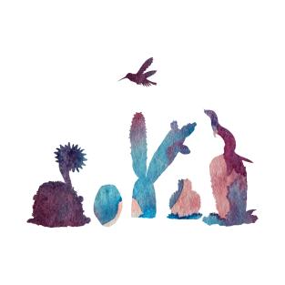 cactus artwork t shirts teepublic