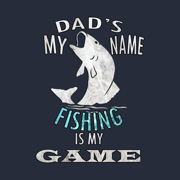 Fathers Day Fishing Quote Funny Gifts