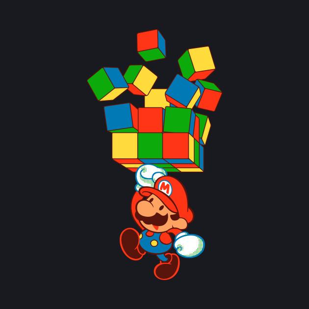Super Rubiks Brothers