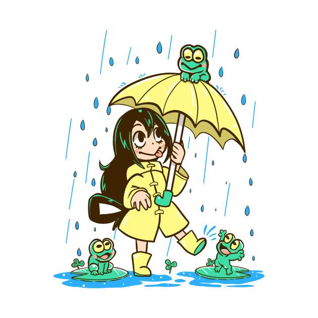 Best Frog Girl