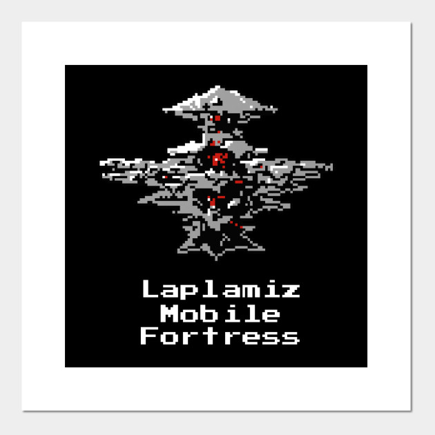 8but DYRL Laplamiz mobile fortress