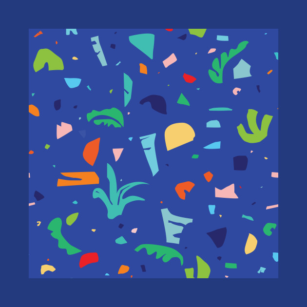 Shapes of Tropicalia / Colorful Abstraction
