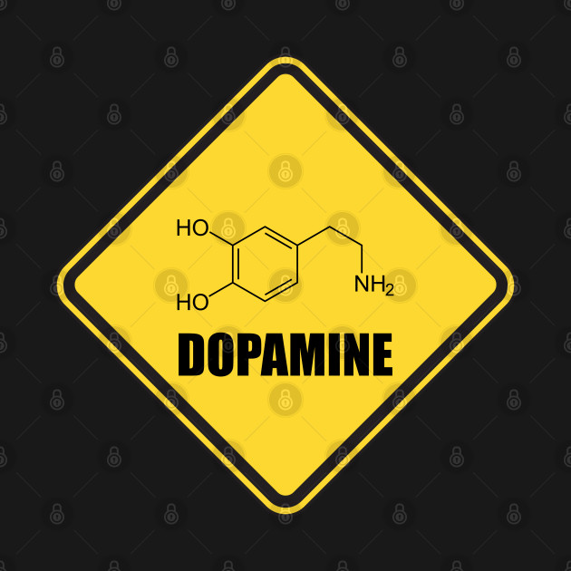 Shop Signdesign: Dopamine Danger Sign