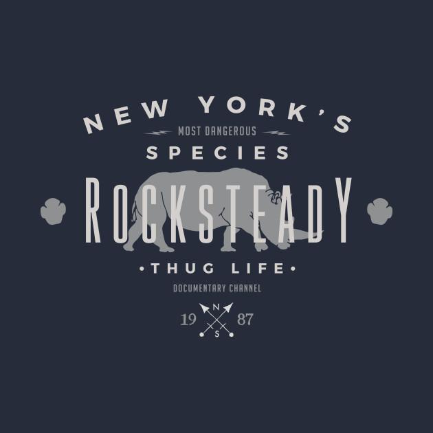 Ny Species – Rocksteady T-Shirt