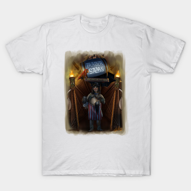 Sams by Topher Adam 2017 T-Shirt-TOZ