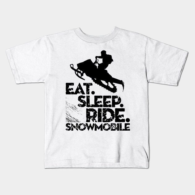 Eat Sleep Ride Snowmobile