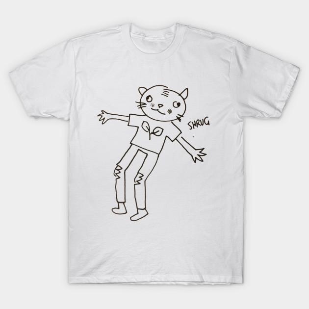 silly ol cat face cat t shirt teepublic