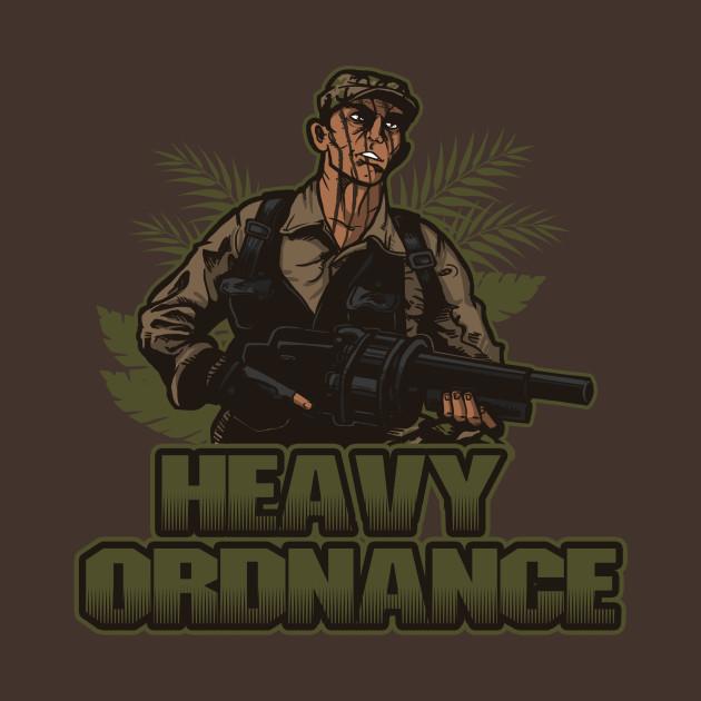 Heavy Ordnance T-Shirt