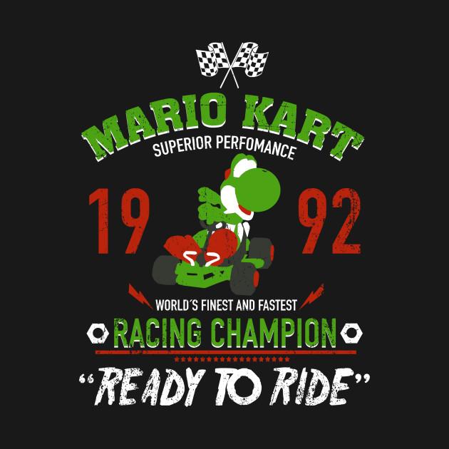 Racing Champion Yoshi