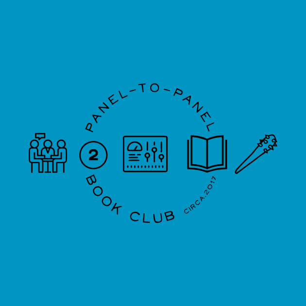 Panel to Panel Book Club