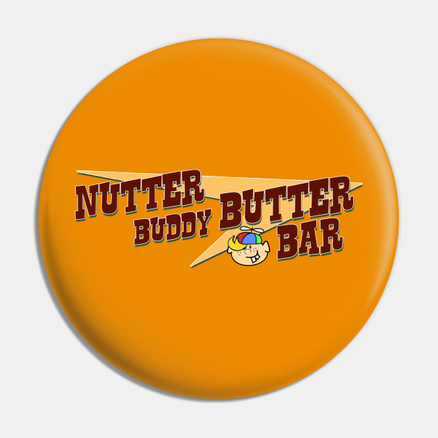 Nutter Buddy Butter Bar Monsters Vs Aliens Pin Teepublic