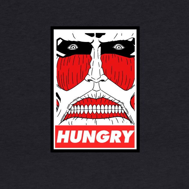Attack On Titan - OBEY/HUNGRY