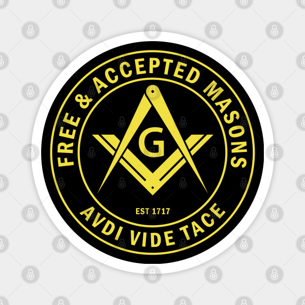 Free & Accepted Masons Masonic Freemason