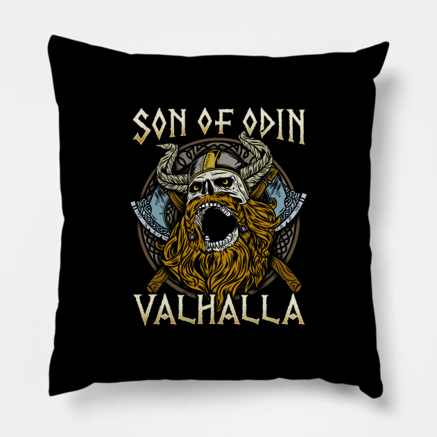 Son Of Odin Viking T-Shirt
