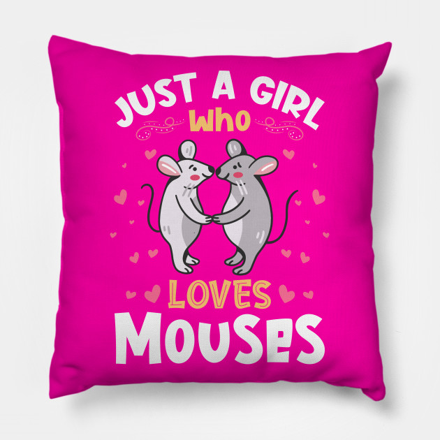 Just a Girl who loves Mouses
