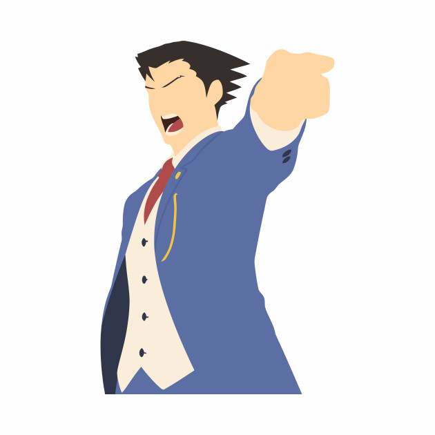 Ace Attorney - Pheonix Wright