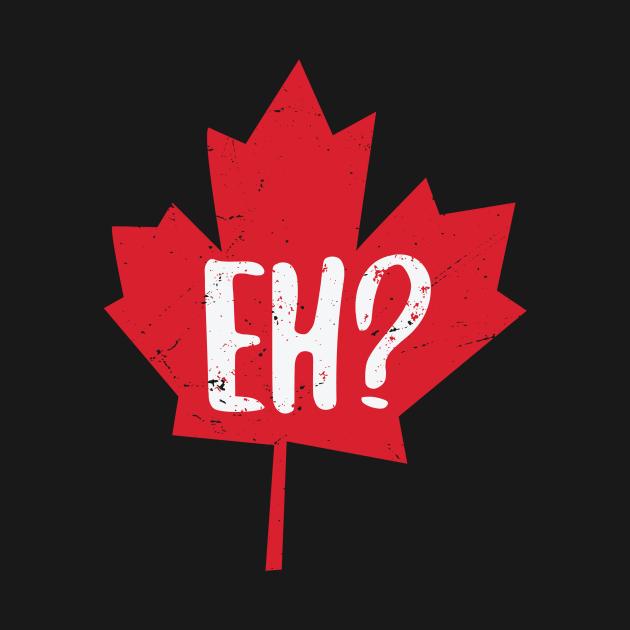 Canada Maple Leaf Eh