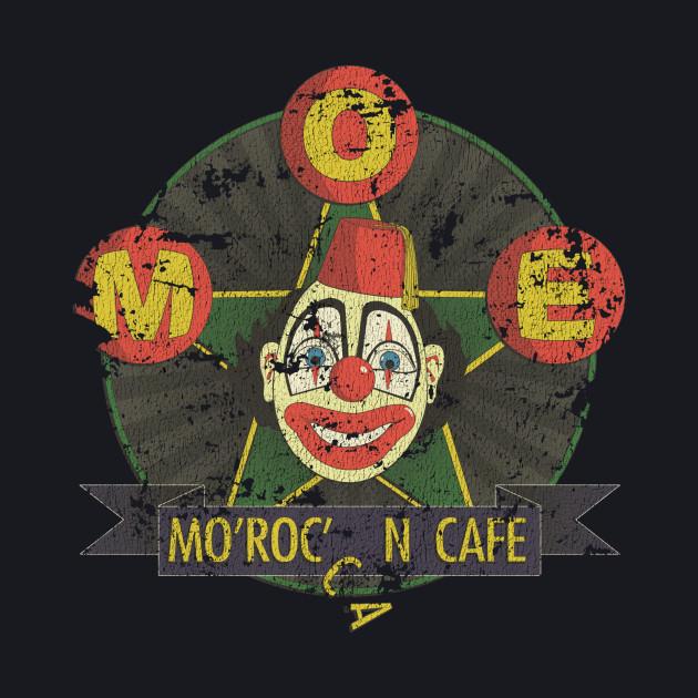 Mo'Roc'N Café - Color