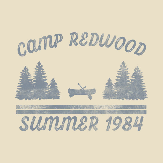 Camp Redwood Summer 1984
