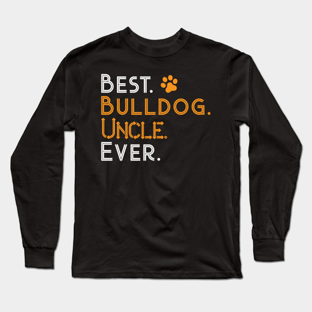 a8e068ec Bulldog Uncle Shirt / Funny Bulldog Shirt / Bulldog T-Shirt / Bulldog Gift  ...