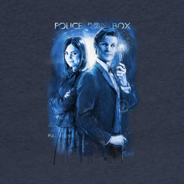 11th Doctor and Clara