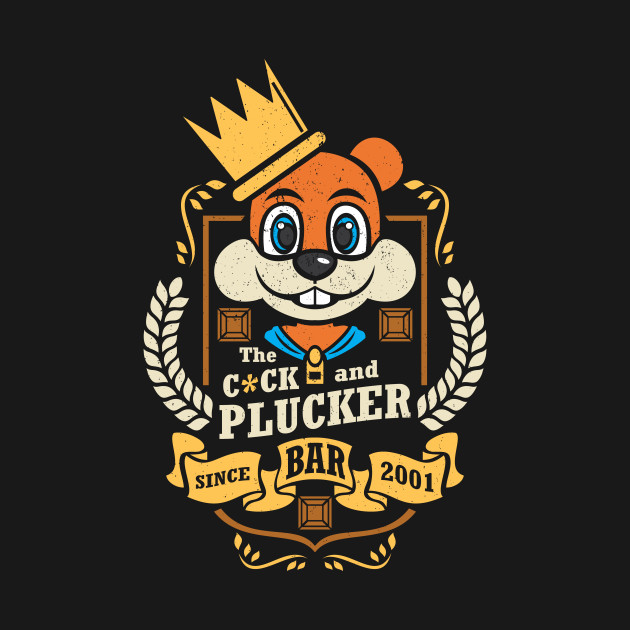The C*ck and Plucker Bar