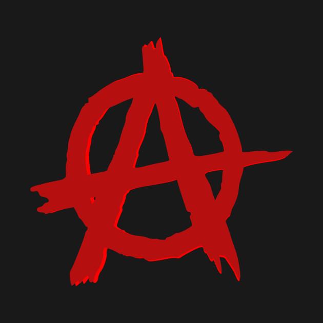 anarchy circle a eagle - photo #2