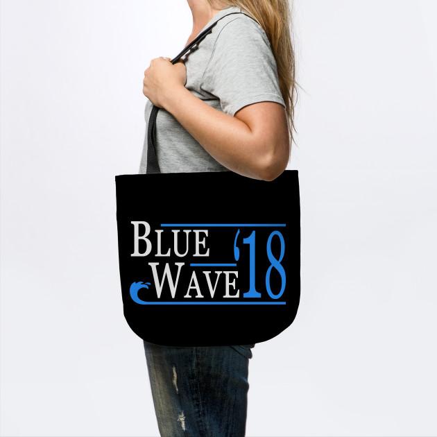 Blue Wave Vote Democrat 2018 Election