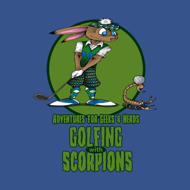 Golfing with Scorpions