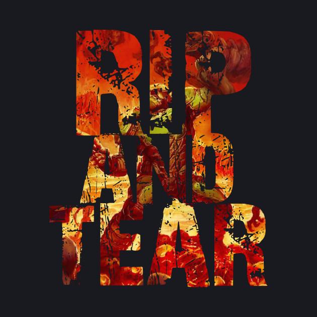 Doom - Rip And Tear
